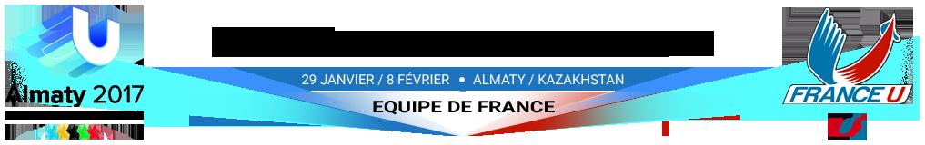 France U Almaty 2017