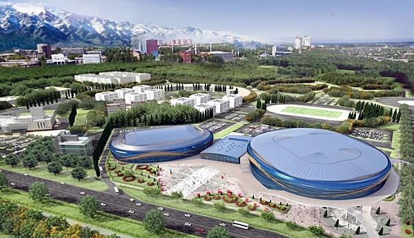 Découvrez tous les sites de l'Universiade d'Almaty 2017!