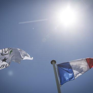 Découvrez la composition de la délégation française!